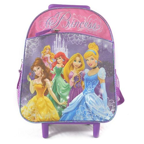 45d00d38f044 Disney Princess Rolling Backpack - Kids