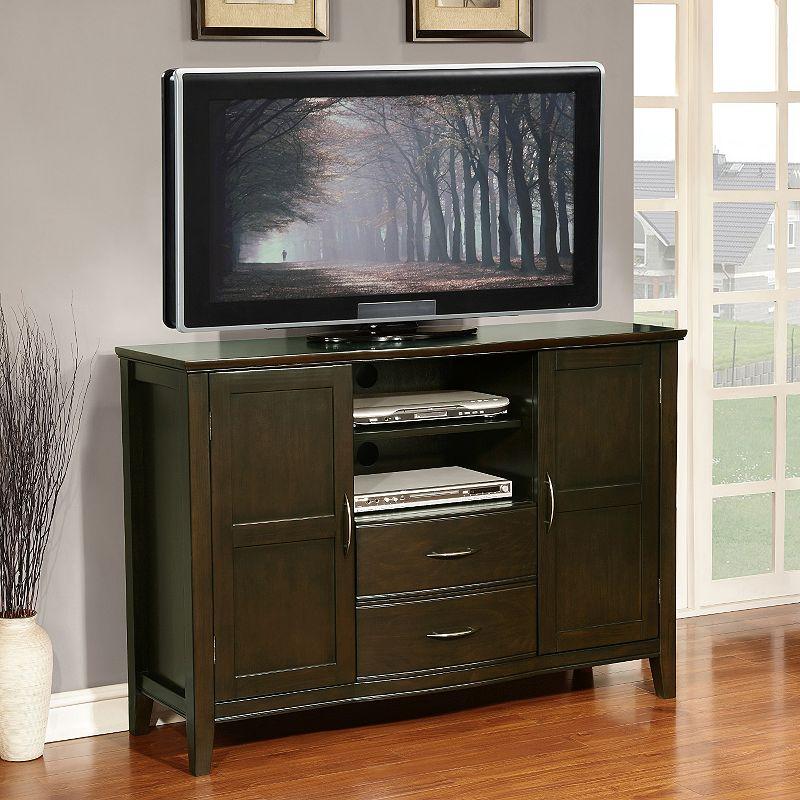 Simpli Home Williamsburg TV Stand