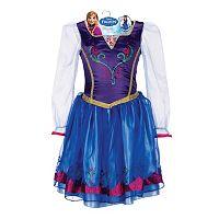 Disney Frozen Anna Dress - Girls 4-6x