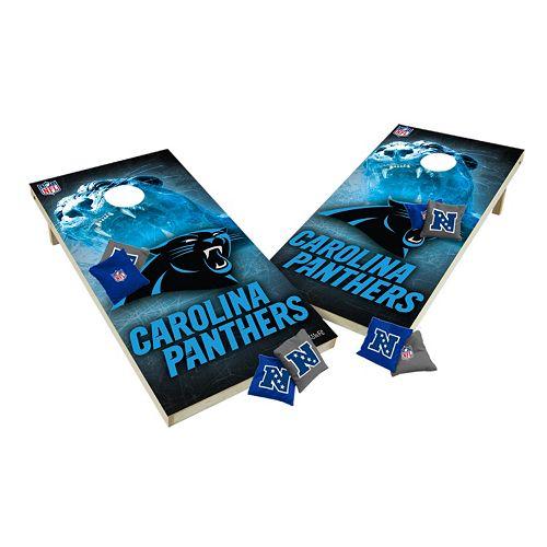 Carolina Panthers Tailgate Toss XL Shields