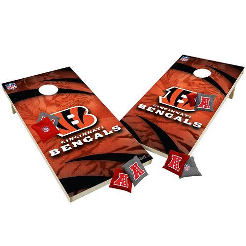Cincinnati Bengals Tailgate Toss XL Shields