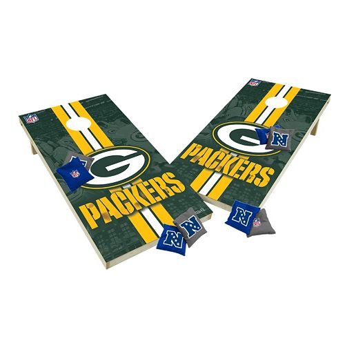 Green Bay Packers Tailgate Toss XL Shields