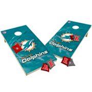 Miami Dolphins Tailgate Toss XL Shields