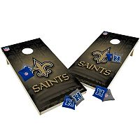 New Orleans Saints Tailgate Toss XL Shields