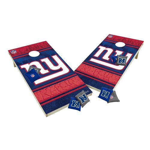 New York Giants Tailgate Toss XL Shields
