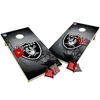 Oakland Raiders Tailgate Toss XL Shields