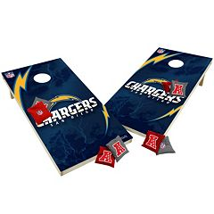 San Diego Chargers Tailgate Toss XL Shields