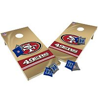 San Francisco 49ers Tailgate Toss XL Shields
