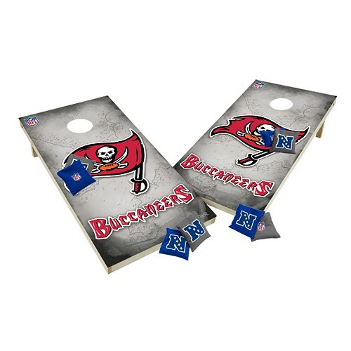 Tampa Bay Buccaneers Tailgate Toss XL Shields