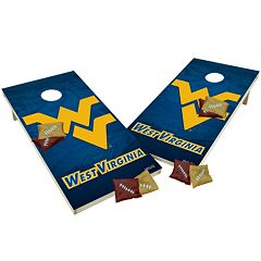 West Virginia Mountaineers Tailgate Toss XL Shields