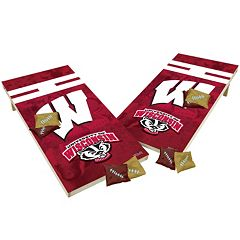 Wisconsin Badgers Tailgate Toss XL Shields