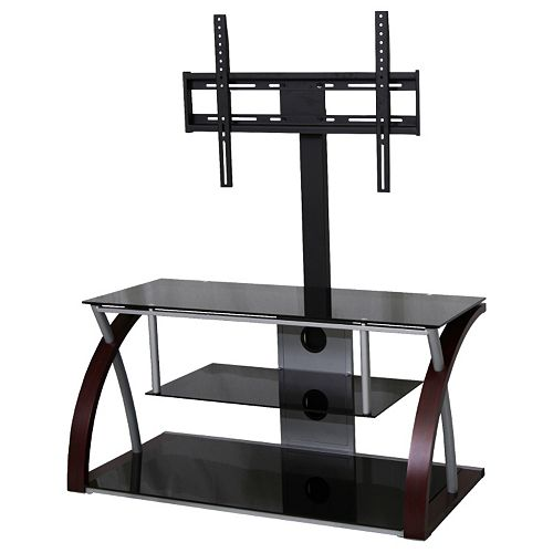 TV Stand with Plasma Mount
