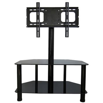 Modern TV Stand with Plasma Mount