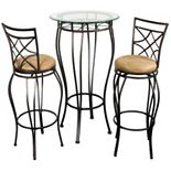 Bistro 3-pc. Pub Table & Chair Set