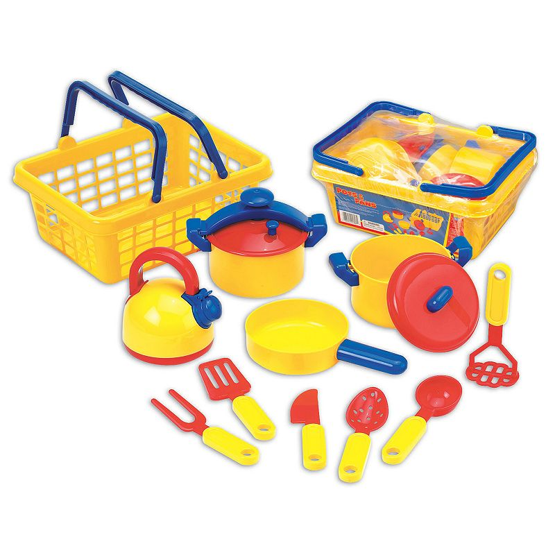 Pots and Pans Set by Educational Insights
