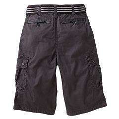 Boys 8-20 Urban Pipeline™ Pinfaille Cargo Shorts Husky