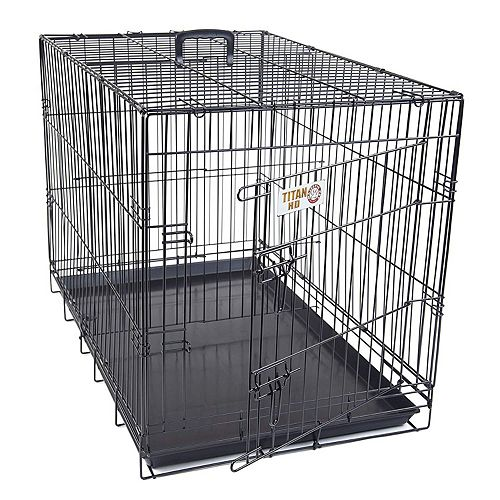 Majestic Pet 24-in. Folding Pet Crate