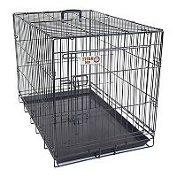 Majestic Pet 30-in. Folding Pet Crate