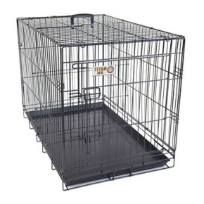 Majestic Pet 36-in. Folding Pet Crate