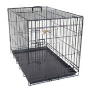 Majestic Pet 48-in. Folding Pet Crate