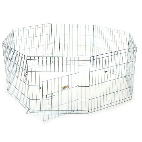 Majestic Pet 30-in. Exercise Kennel Pen