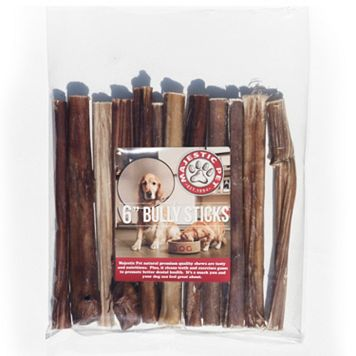 Majestic Pet 6-in. Bully Sticks - 24-pk.