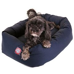 Majestic Pet Bagel Pet Bed - 24'' x 19''