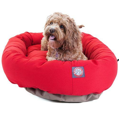 Majestic Pet Bagel Pet Bed - 32'' x 23''