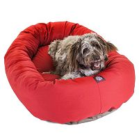 Majestic Pet Bagel Pet Bed - 52'' x 35''