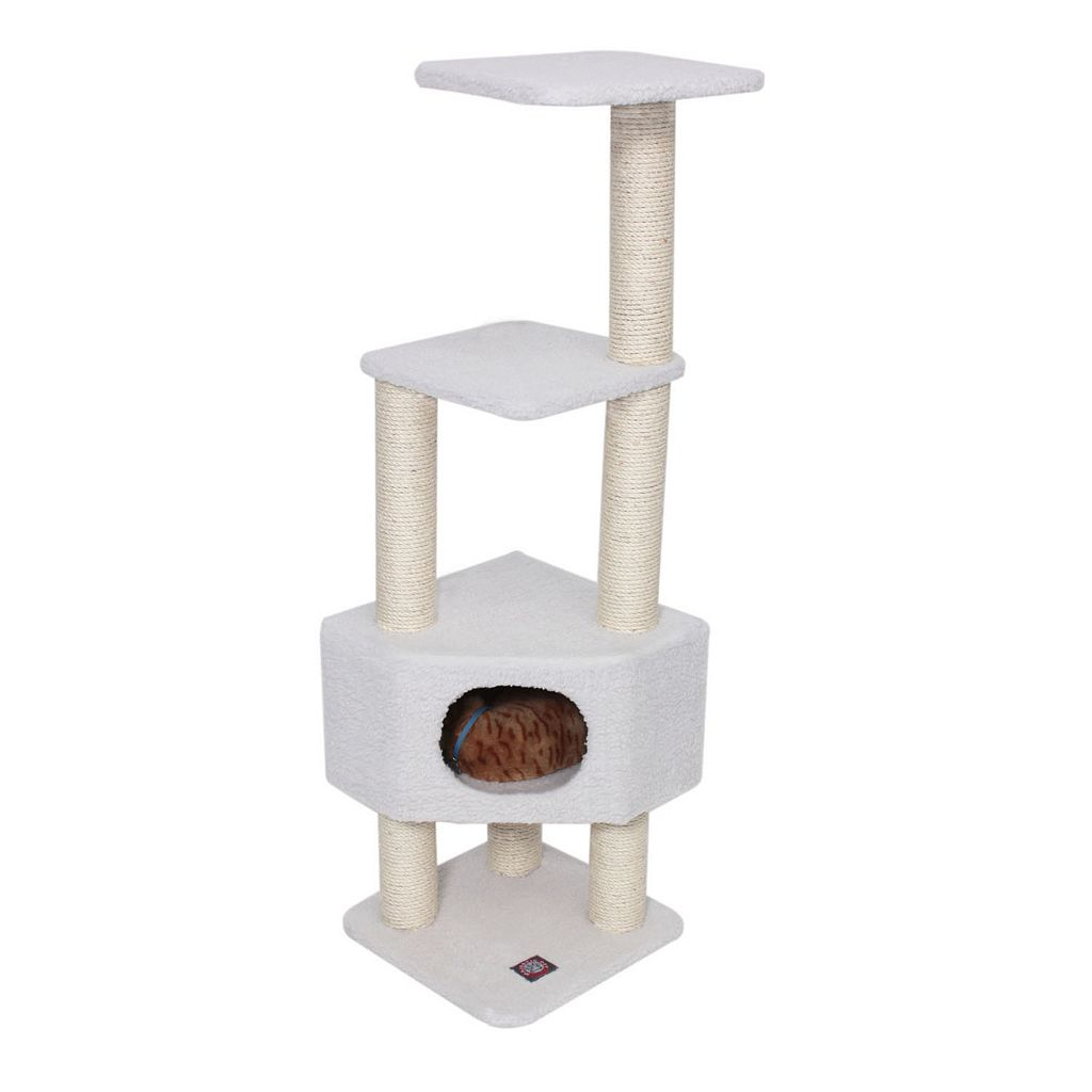 Majestic Pet 52-in. Bungalow Cat Tree