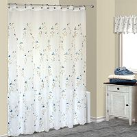 Loretta Fabric Shower Curtain