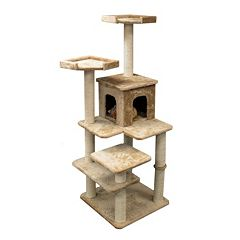 Majestic Pet 66-in. Casita Cat Tree
