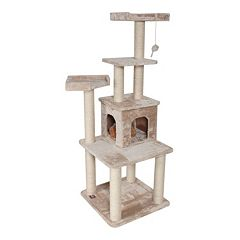 Majestic Pet 64-in. Casita Cat Tree