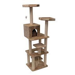 Majestic Pet 78-in. Casita Cat Tree