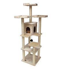 Majestic Pet 80-in. Casita Cat Tree