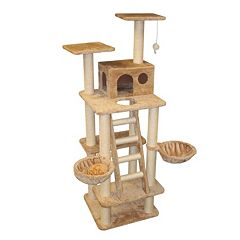 Majestic Pet 72-in. Casita Cat Tree