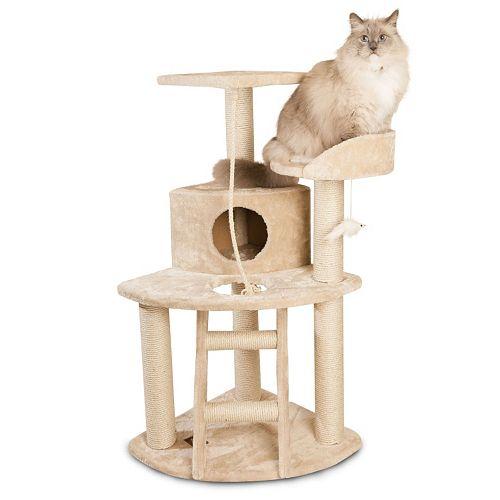 Majestic Pet 48-in. Casita Cat Tree