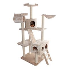 Majestic Pet 73-in. Casita Cat Tree