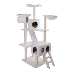 Majestic Pet 73 in Bungalow Cat Tree