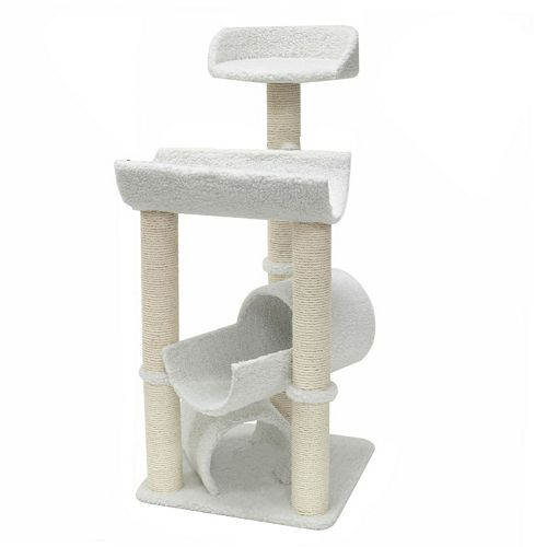 Majestic Pet 44-in. Bungalow Cat Tree