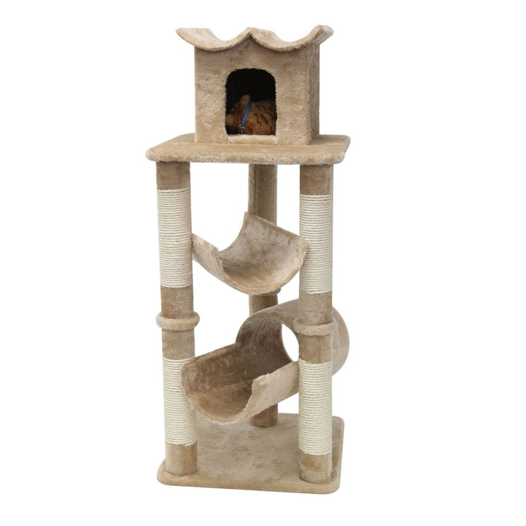 Majestic Pet 47-in. Casita Cat Tree