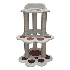 Majestic Pet 37.5-in. Bungalow Cat Tree
