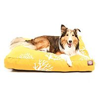 Majestic Pet Coral Rectangle Pet Bed - 36'' x 29''