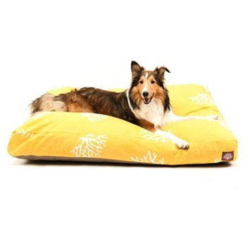 Majestic Pet Coral Rectangle Pet Bed - 44'' x 36''