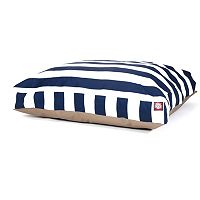 Majestic Pet Striped Rectangle Pet Bed - 44'' x 36''