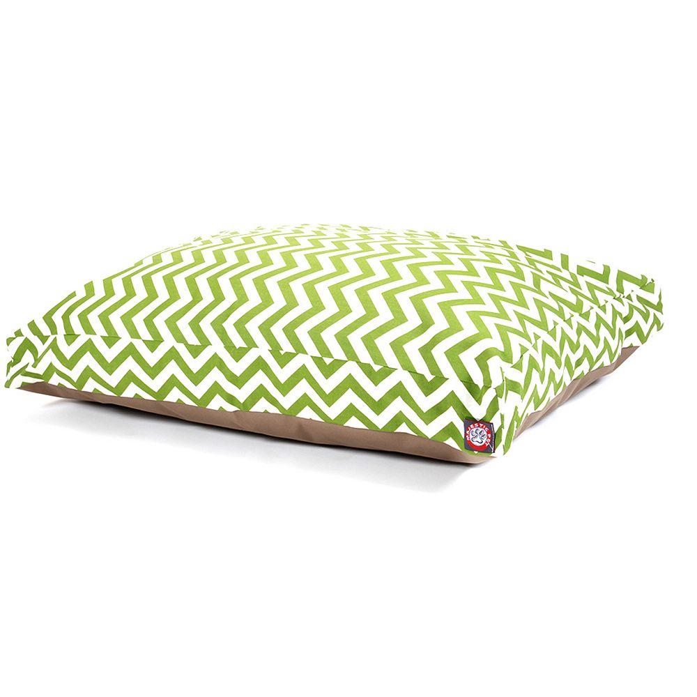 Majestic Pet Chevron Rectangle Pet Bed - 36'' x 29''