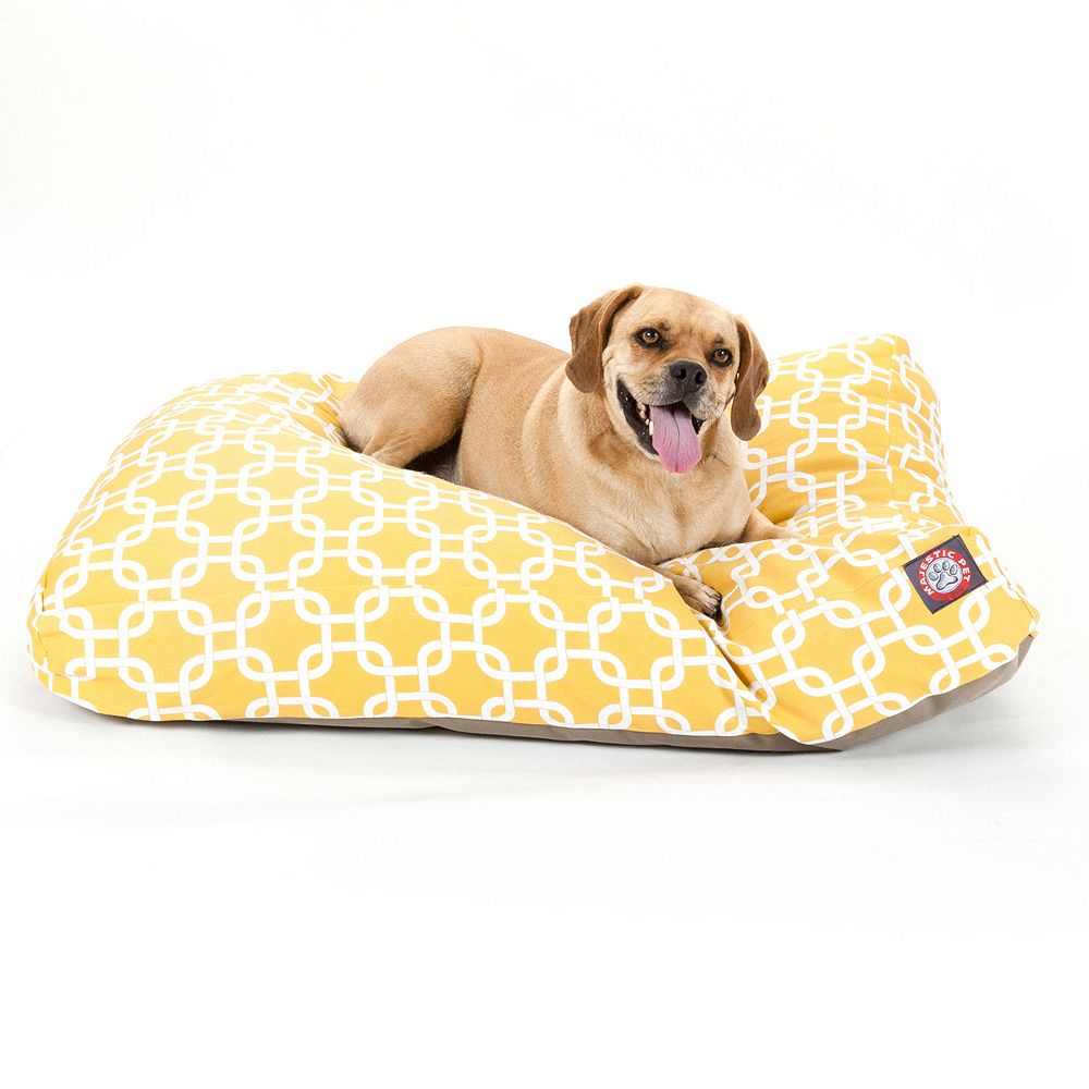 Majestic Pet Links Rectangle Pet Bed - 36'' x 29''