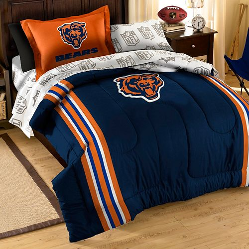 Chicago Bears 5-piece Twin Bed Set