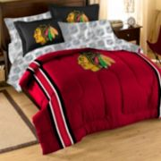 Chicago Blackhawks 5-piece Full Bed Set