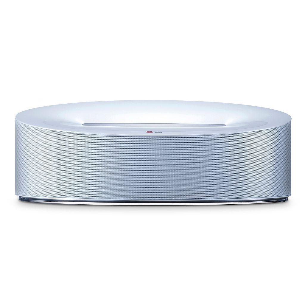 LG 30-Watt Dual Bluetooth Docking Speaker and Charging Dock